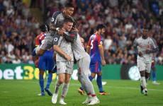 Crystal Palace 0-2 Liverpool: The Reds Jaga Momentum 100 Persen Kemenangan