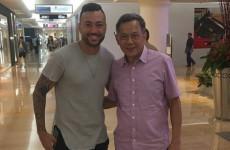 Dicoret Madura United, Marcel Sacramento Merapat ke Persipura