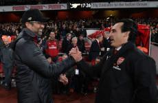 Jadwal Siaran Langsung Sepak Bola Eropa: Liverpool Vs Arsenal Disiarkan Televisi Nasional