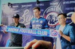 Kontrak Batal, Arema FC Berkomitmen Penuhi Hak Rodrigo Ost Dos Santos