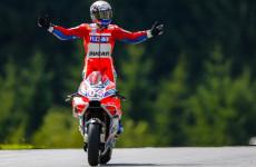 MotoGP Malaysia: Dovizioso Finis Terdepan, Penentuan Gelar Juara di Seri Terakhir