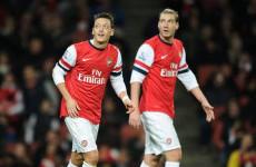 Lord Bendtner Blakblakan, Perempuan dan Pesta Jadi Alasan Madrid Lepas Ozil