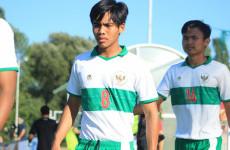 TC Timnas U-19 di Jakarta, Ajang Temu Kangen bagi David Maulana