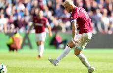 Penyerang West Ham United Jadi Permintaan Mourinho untuk Tembus Empat Besar