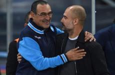 Chelsea Dilumat Man City, Pep Guardiola Tunjukkan Rasa Simpati kepada Maurizio Sarri