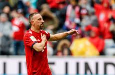 Ikuti Jejak Arjen Robben, Franck Ribery Juga Pergi Tinggalkan Bayern Munchen