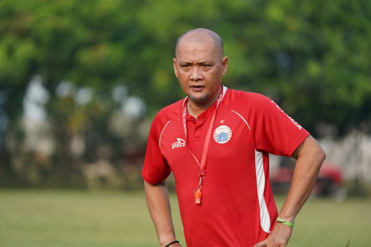 Persija Jakarta Resmi Menunjuk Sudirman Menjadi Pelatih Sementara