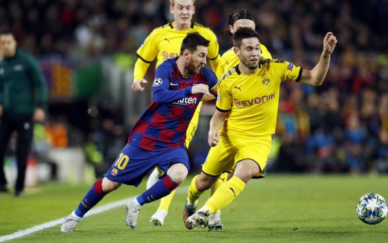 Lionel Messi Lewati Rekor Cristiano Ronaldo dan Legenda Real Madrid