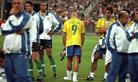 Nostalgia - Ronaldo Sang Fenomena, Misteri dan Konspirasi Final Piala Dunia 1998