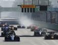 George Russell Cetak Hat-trick di Grand Prix F1 Virtual