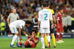 Jurgen Klopp: Cedera Mohamed Salah Masuk Kategori Serius