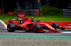 Kualifikasi F1 GP Italia: Terjadi Aksi Saling Menunggu, Leclerc Pole Position Lagi