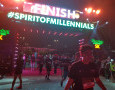 Glowing Night Run 2018, Kilau Semangat Milenial