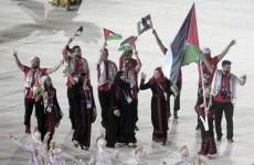 Masyarakat Indonesia Sambut Meriah Kontingen Palestina dan Bersatunya Korea pada Pembukaan Asian Games 2018