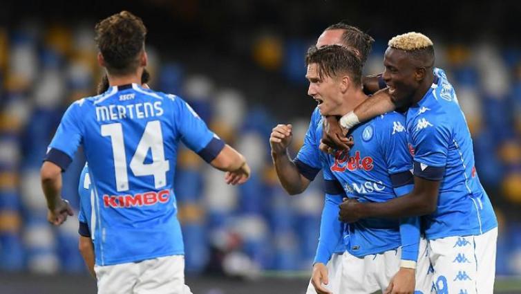 Banding Ditolak, Napoli Memang Tak Berniat Tampil Kontra Juventus