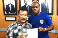 Persib Bandung Terancam Tanpa Victor Igbonefo di Laga Perdana Liga 1 2018