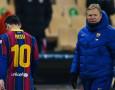 Ronald Koeman Ingin Masa Depan Messi Segera Diputuskan