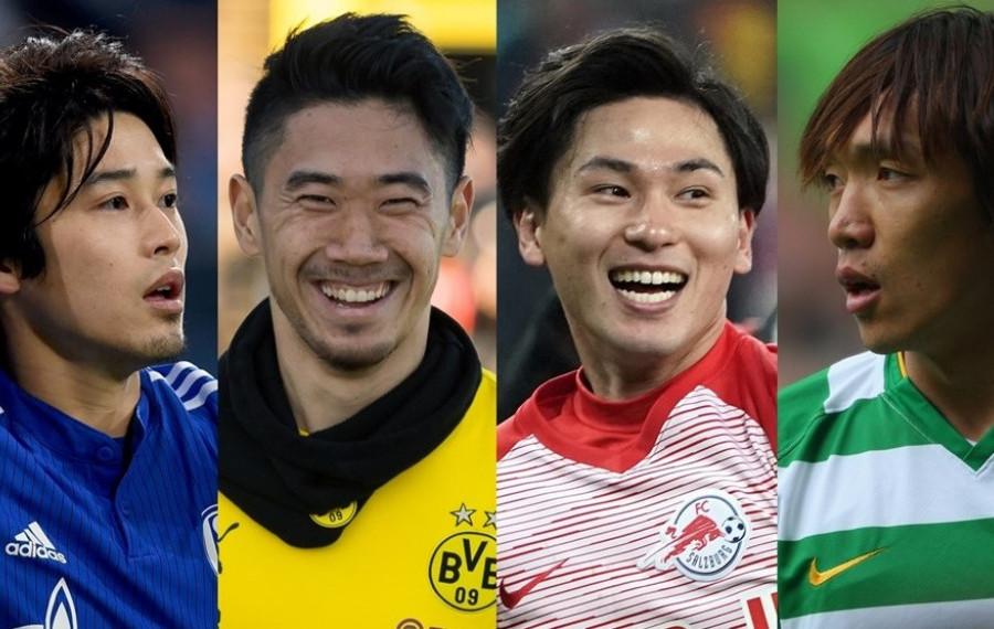 5 Pemain Jepang Tersukses di Eropa