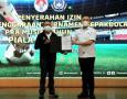 Zainudin Amali Sebut Gibran Rakabuming Ingin Final Piala Menpora 2021 di Solo