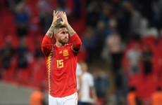 Sergio Ramos Ingin Bela Timnas Spanyol di Olimpiade 2020