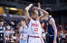 Sempat Unggul, Timnas Basket Harus Akui Keunggulan Korea Selatan