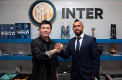 Inter Milan Resmi Ikat Arturo Vidal dengan Kontrak 2 Tahun