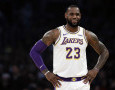 LA Lakers Juara, LeBron James Samai Rekor Legenda NBA