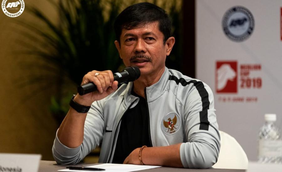 Empat Pemain Belum Bergabung pada Latihan Perdana TC Timnas Indonesia U-23