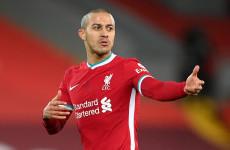 Liverpool Ditahan Manchester United, Thiago: Kami Seharusnya Menang