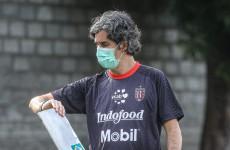 Genjot Fisik, Tiga Pemain Bali United Masih Cedera