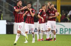 Hasil Pertandingan Liga-liga Eropa: AC Milan Menang Dramatis dari AS Roma
