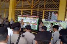 Kapolres Jakarta Pusat Soroti Buruknya Pengamanan pada Laga Timnas Indonesia Vs Malaysia