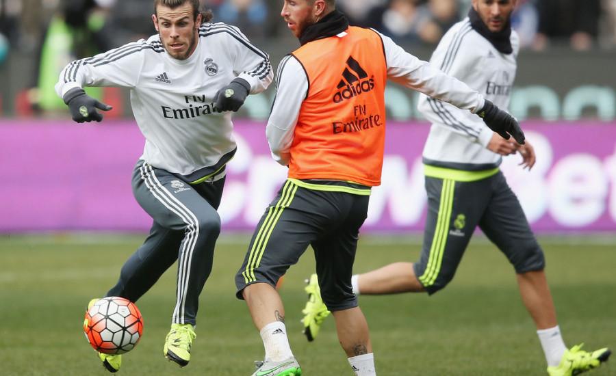 Real Madrid Hadapi CSKA Moscow Tanpa Bale dan Ramos