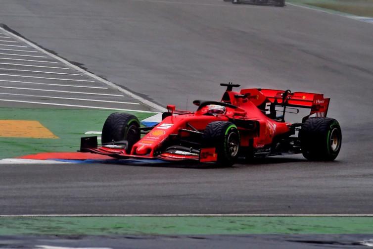 Start Terakhir, Sebastian Vettel Finis Kedua di Lomba F1 GP Jerman: Rasanya seperti Menang