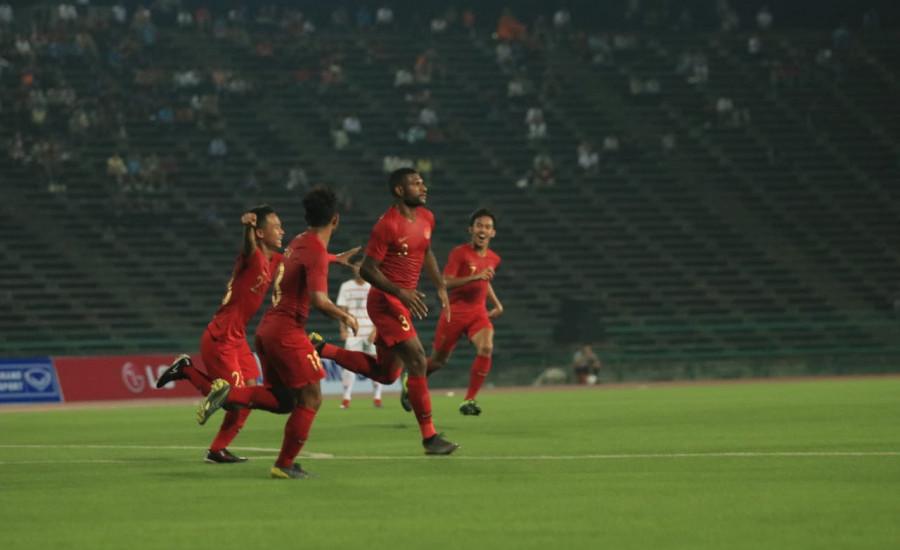 Timnas Indonesia U-22 2-0 Kamboja: Garuda Jumpa Vietnam di Semifinal