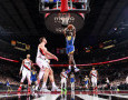 Final Wilayah Barat NBA Playoff 2019: Warriors Selangkah Lagi ke Final NBA