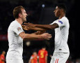 Duel Harry Kane Vs Marcus Rashford, Representasi Striker Modern Inggris