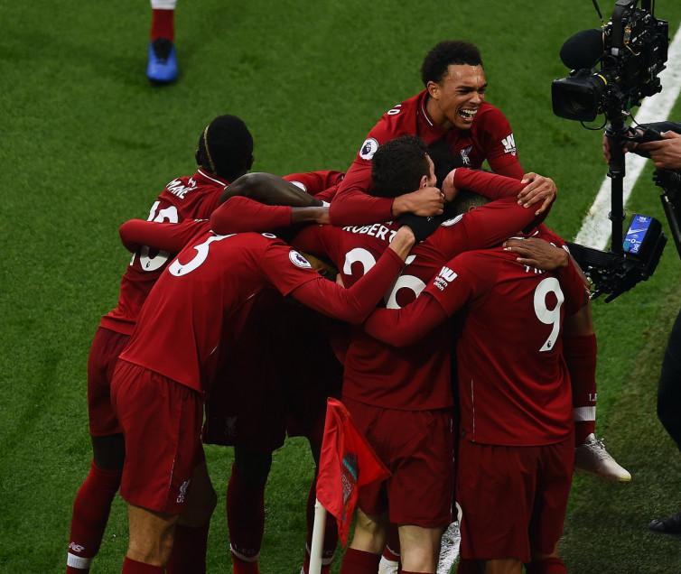 Liverpool, Rajanya Menang Dramatis di Premier League