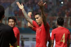 Cetak Quat-trick dalam Kemenangan 6-0 Timnas Indonesia, Beto Terlecut Atmosfer