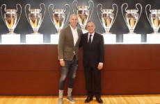 Penggawa Barcelona Kaget Zinedine Zidane Kembali ke Real Madrid