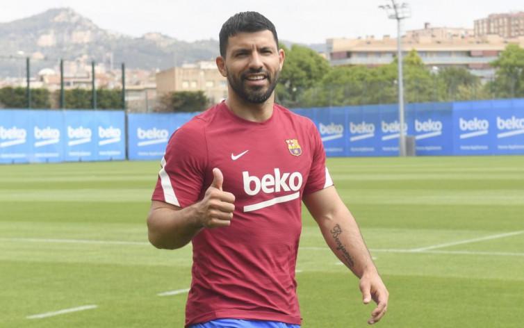 Perkiraan Jadwal Debut Sergio Aguero di Barcelona