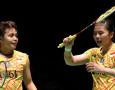 Greysia/Apriyani Lolos ke Final Malaysia Masters 2019