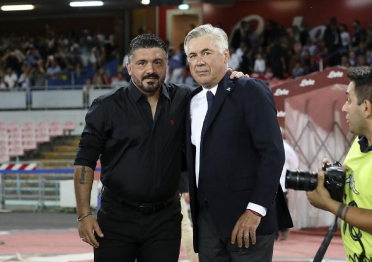 Gennaro Gattuso Calon Kuat Pengganti Carlo Ancelotti di Napoli
