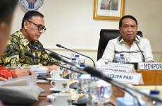 Jokowi Setuju Vaksinasi COVID-19 untuk Kompetisi Liga 1 dan Liga 2 2021