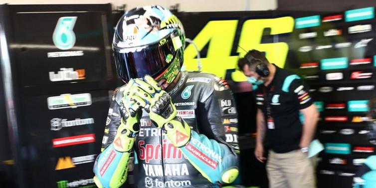 Valentino Rossi Muak Menonton Moto3