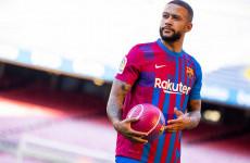 Memphis Depay Tak Sabar Bermain dengan Pemain Pengangguran, Lionel Messi
