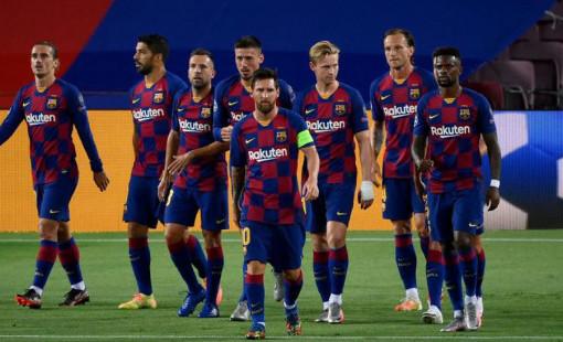 Jelang Barcelona Vs Bayern Munchen, Blaugrana Perkasa di Tempat Netral
