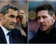Barcelona Vs Atletico Madrid: Catatan Minor Sang Arsitek