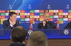 Solusi Pep Guardiola Soal Krisis Bek Manchester City