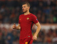 Real Madrid Pantau Edin Dzeko